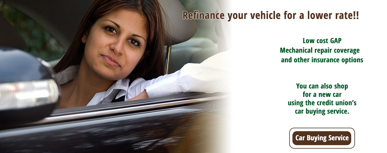 Refinance your Car with Greenbelt FCU Today!